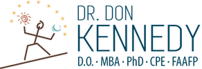 Dr. Don Kennedy Logo
