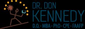 Dr. Don Kennedy Logo