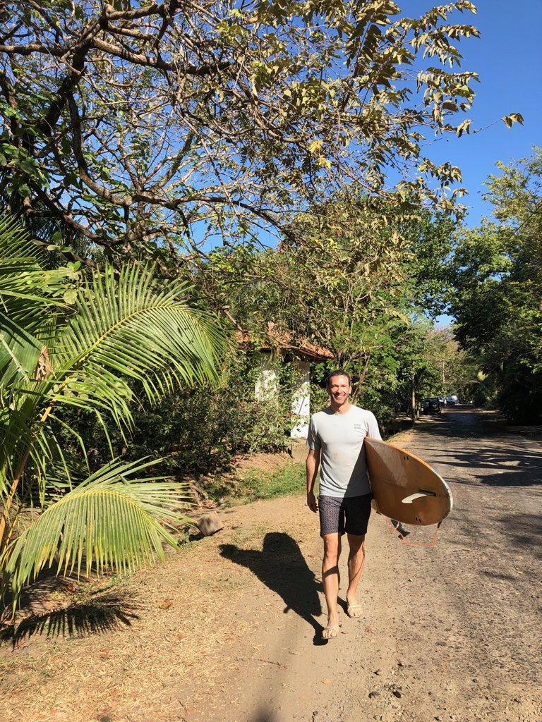 Surf Retreat Nosara Costa Rica