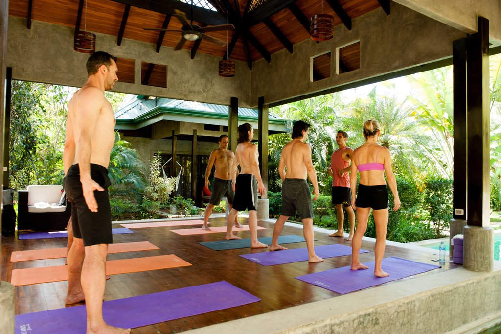 Surfer's Journey Retreat in Nosara, Costa Rica